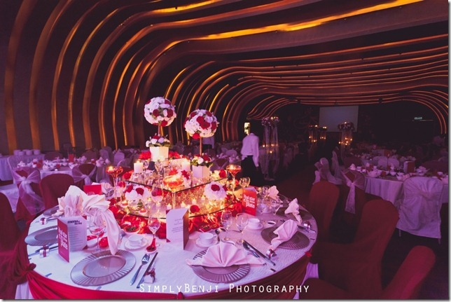 EJ&YW_Empire Hotel_Emperor Ballroom_Wedding Reception_011