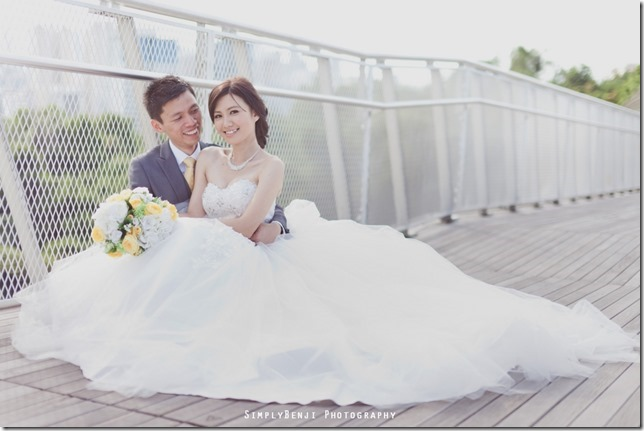 Pre-wedding_Henderson Waves Bridge_Singapore_0004