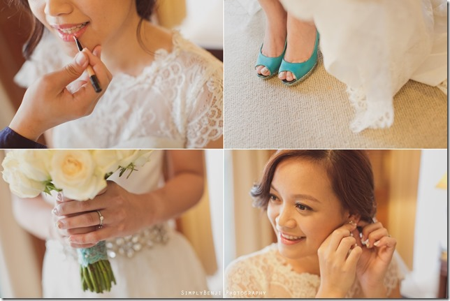 013_Ambassador Row Serviced Suites by Lanson Place_Wedding_Actual Day_Turquoise Theme
