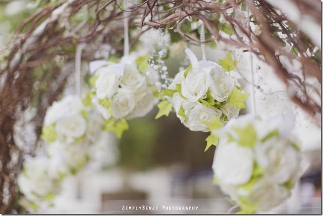 018_Flamingo Hotel_Jalan Ampang_Garden Wedding_Actual Day_Turquoise Theme