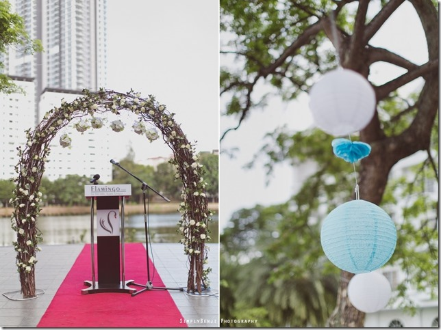 021_Flamingo Hotel_Jalan Ampang_Garden Wedding_Actual Day_Turquoise Theme