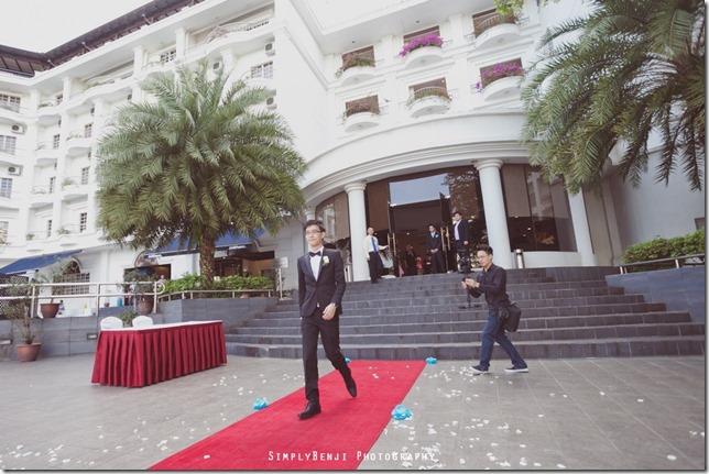 029_Flamingo Hotel_Jalan Ampang_Garden Wedding_Actual Day_Turquoise Theme