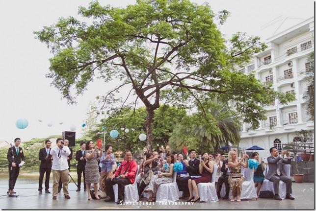 030_Flamingo Hotel_Jalan Ampang_Garden Wedding_Actual Day_Turquoise Theme