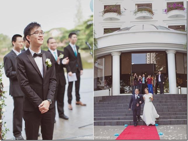 031_Flamingo Hotel_Jalan Ampang_Garden Wedding_Actual Day_Turquoise Theme