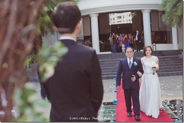 032_Flamingo Hotel_Jalan Ampang_Garden Wedding_Actual Day_Turquoise Theme