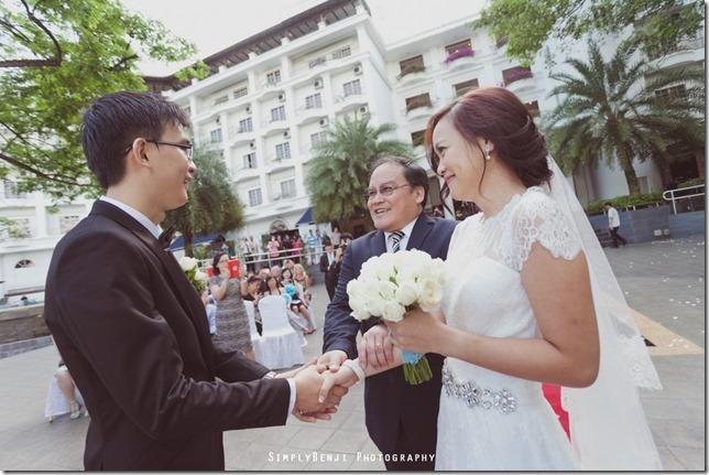 034_Flamingo Hotel_Jalan Ampang_Garden Wedding_Actual Day_Turquoise Theme