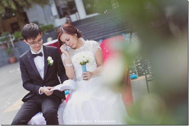 040_Flamingo Hotel_Jalan Ampang_Garden Wedding_Actual Day_Turquoise Theme