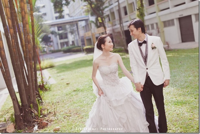 045_Singapore_Woodlands Drive HDB_Wedding Actual Day_Photography