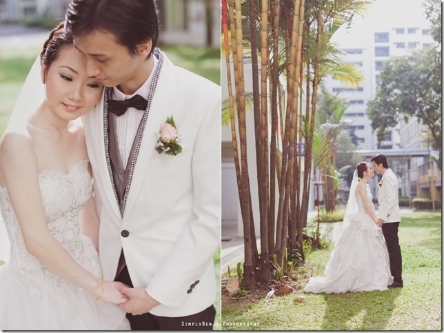 046_Singapore_Woodlands Drive HDB_Wedding Actual Day_Photography