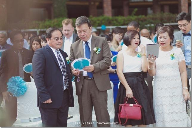 047_Flamingo Hotel_Jalan Ampang_Garden Wedding_Actual Day_Turquoise Theme