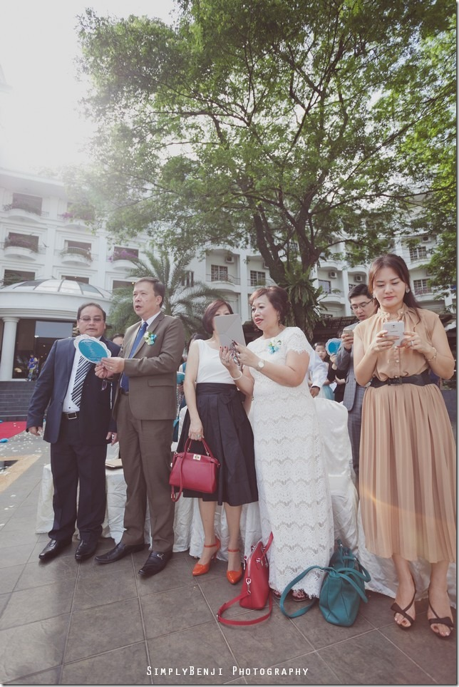 048_Flamingo Hotel_Jalan Ampang_Garden Wedding_Actual Day_Turquoise Theme