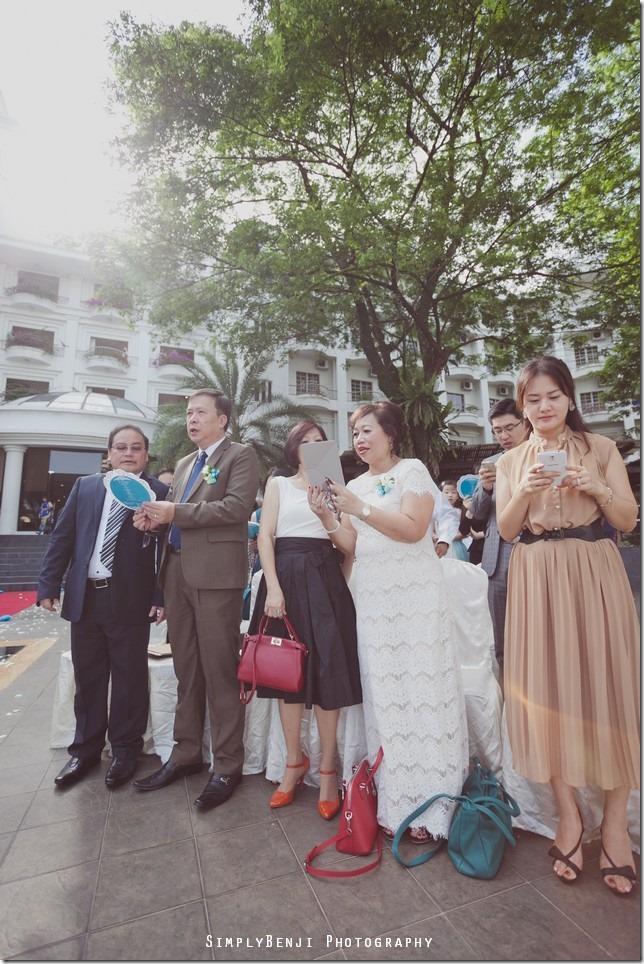 048_Flamingo Hotel_Jalan Ampang_Garden Wedding_Actual Day_Turquoise Theme