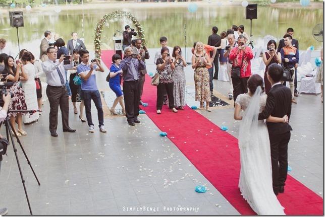 052_Flamingo Hotel_Jalan Ampang_Garden Wedding_Actual Day_Turquoise Theme