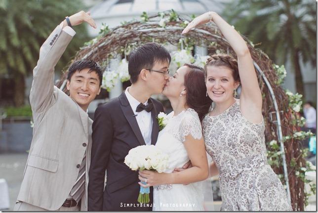 056_Flamingo Hotel_Jalan Ampang_Garden Wedding_Actual Day_Turquoise Theme