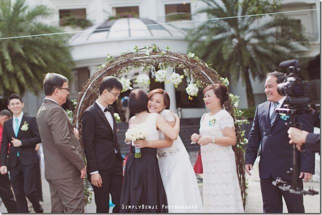 058_Flamingo Hotel_Jalan Ampang_Garden Wedding_Actual Day_Turquoise Theme