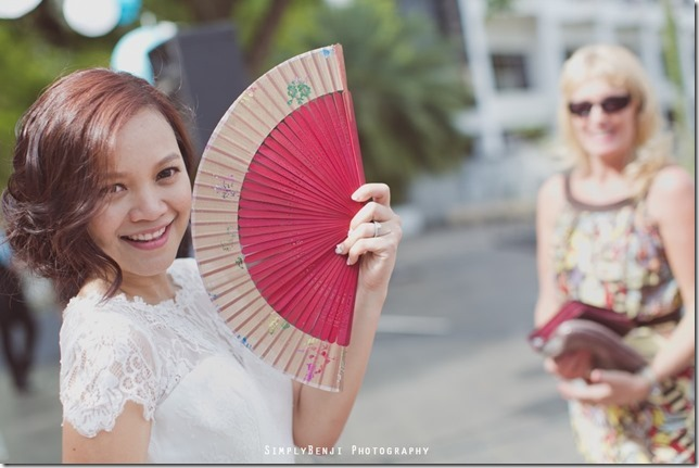 061_Flamingo Hotel_Jalan Ampang_Garden Wedding_Actual Day_Turquoise Theme
