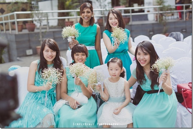 062_Flamingo Hotel_Jalan Ampang_Garden Wedding_Actual Day_Turquoise Theme