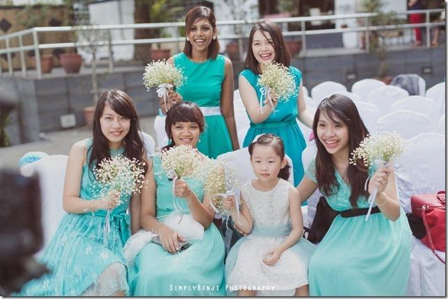 062_Flamingo Hotel_Jalan Ampang_Garden Wedding_Actual Day_Turquoise Theme