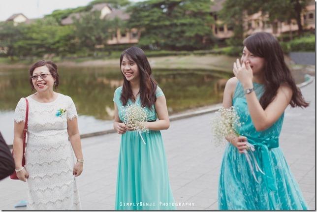 066_Flamingo Hotel_Jalan Ampang_Garden Wedding_Actual Day_Turquoise Theme