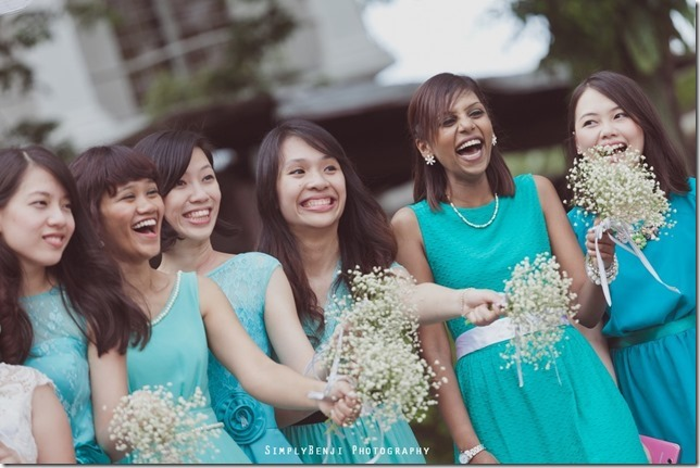 069_Flamingo Hotel_Jalan Ampang_Garden Wedding_Actual Day_Turquoise Theme