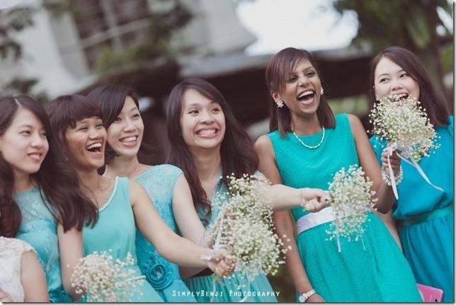 069_Flamingo Hotel_Jalan Ampang_Garden Wedding_Actual Day_Turquoise Theme