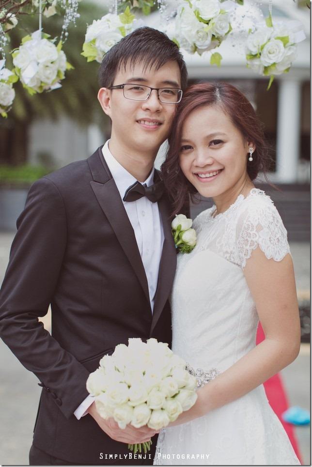 073_Flamingo Hotel_Jalan Ampang_Garden Wedding_Actual Day_Turquoise Theme