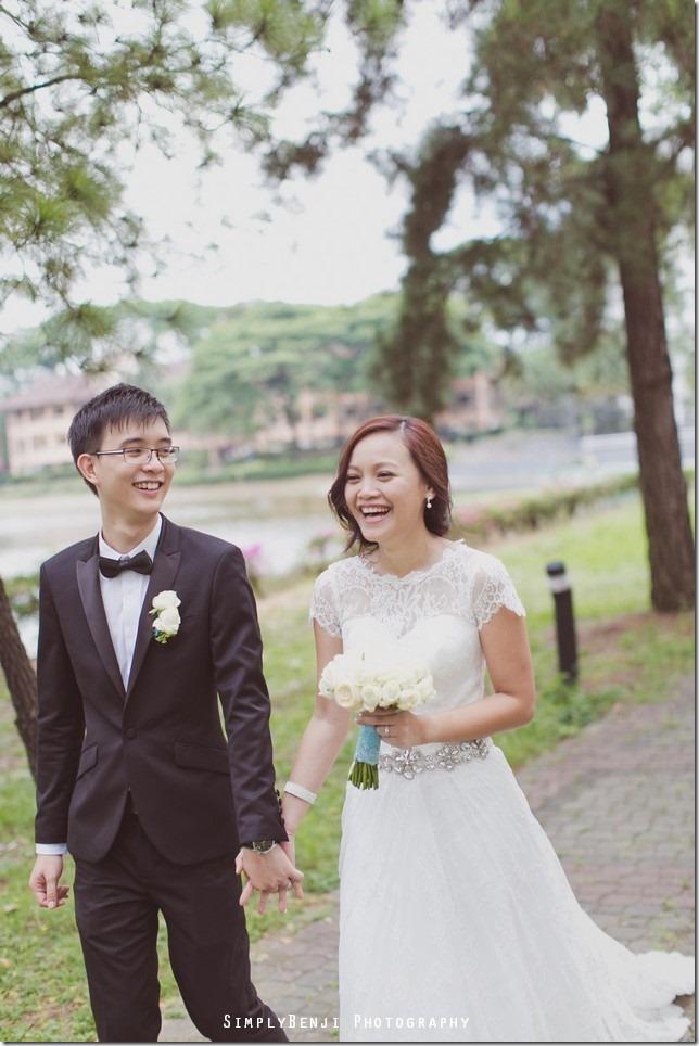 075_Flamingo Hotel_Jalan Ampang_Garden Wedding_Actual Day_Turquoise Theme