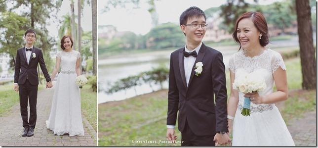 076_Flamingo Hotel_Jalan Ampang_Garden Wedding_Actual Day_Turquoise Theme