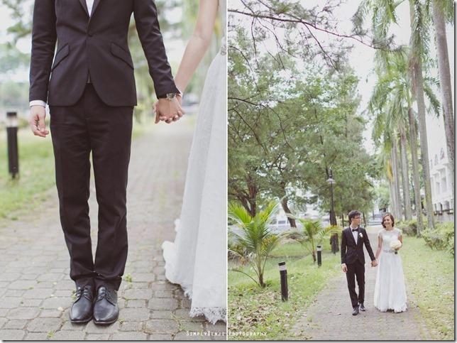 077_Flamingo Hotel_Jalan Ampang_Garden Wedding_Actual Day_Turquoise Theme