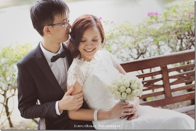 078a_Flamingo Hotel_Jalan Ampang_Garden Wedding_Actual Day_Turquoise Theme