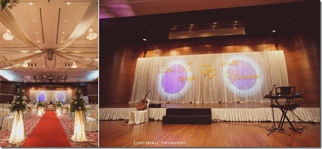 080_Flamingo Hotel Jalan Ampang_Wedding Reception Dinner