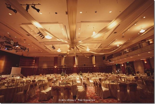 083_Flamingo Hotel Jalan Ampang_Wedding Reception Dinner