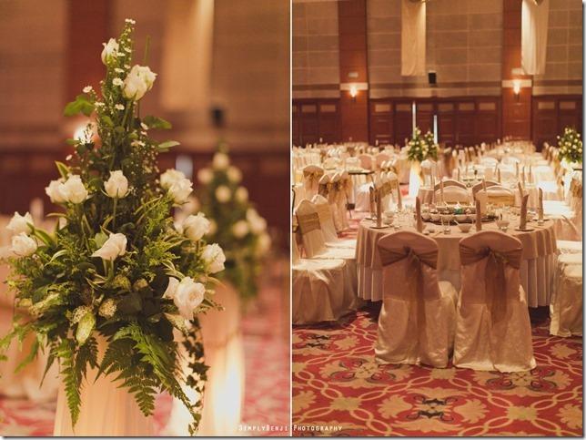 084_Flamingo Hotel Jalan Ampang_Wedding Reception Dinner