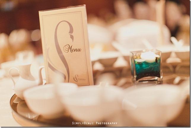 085_Flamingo Hotel Jalan Ampang_Wedding Reception Dinner