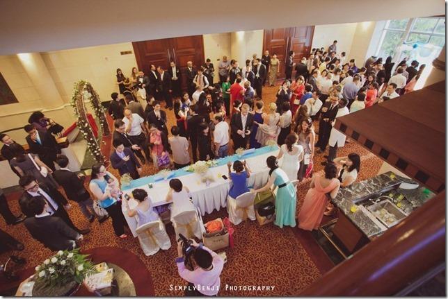089_Flamingo Hotel Jalan Ampang_Wedding Reception Dinner