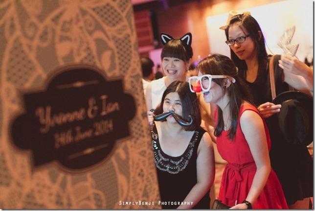 097_Flamingo Hotel Jalan Ampang_Wedding Reception Dinner