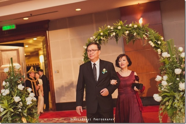 104_Flamingo Hotel Jalan Ampang_Wedding Reception Dinner