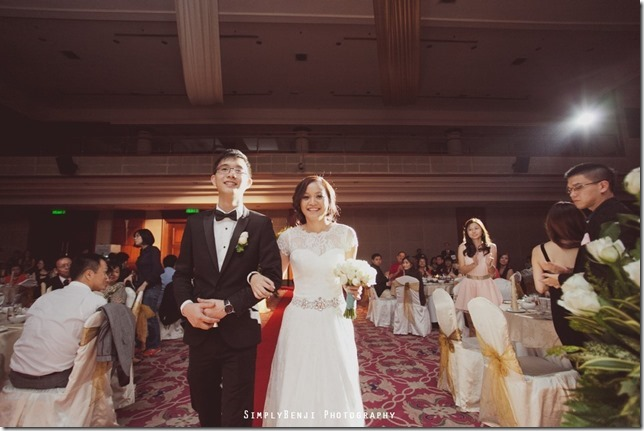 107_Flamingo Hotel Jalan Ampang_Wedding Reception Dinner