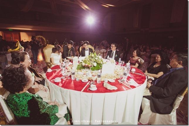 110_Flamingo Hotel Jalan Ampang_Wedding Reception Dinner