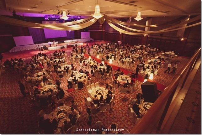 111_Flamingo Hotel Jalan Ampang_Wedding Reception Dinner