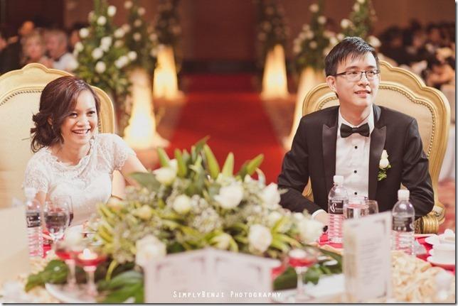 115_Flamingo Hotel Jalan Ampang_Wedding Reception Dinner