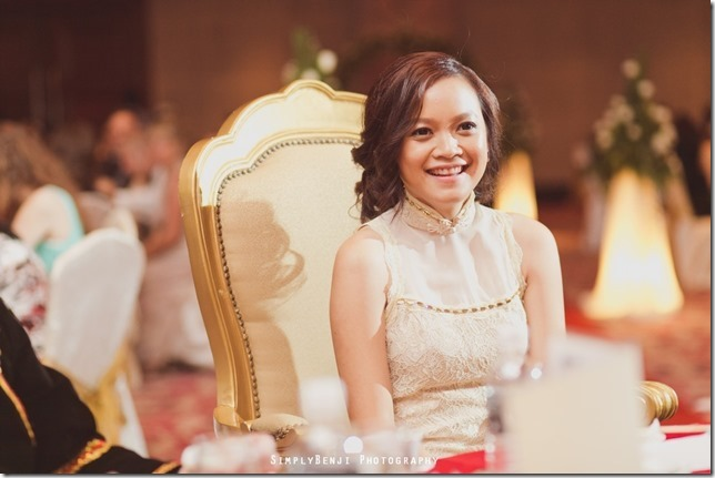 120_Flamingo Hotel Jalan Ampang_Wedding Reception Dinner