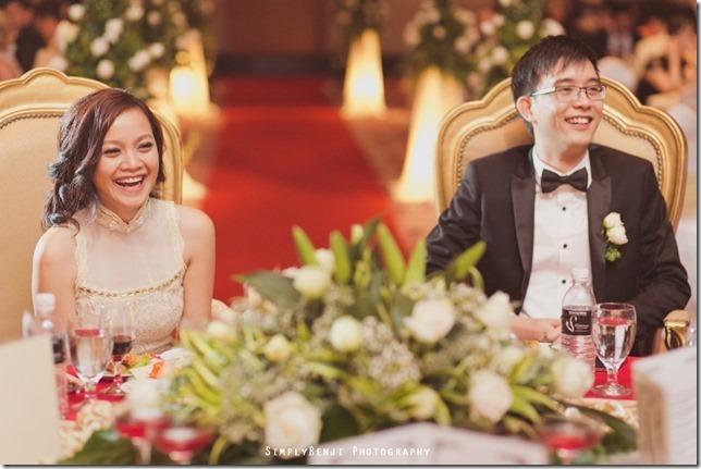 137_Flamingo Hotel Jalan Ampang_Wedding Reception Dinner