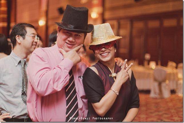 141_Flamingo Hotel Jalan Ampang_Wedding Reception Dinner