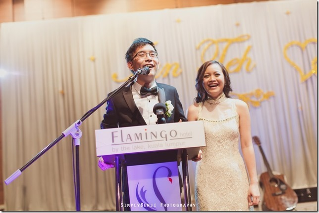 145_Flamingo Hotel Jalan Ampang_Wedding Reception Dinner