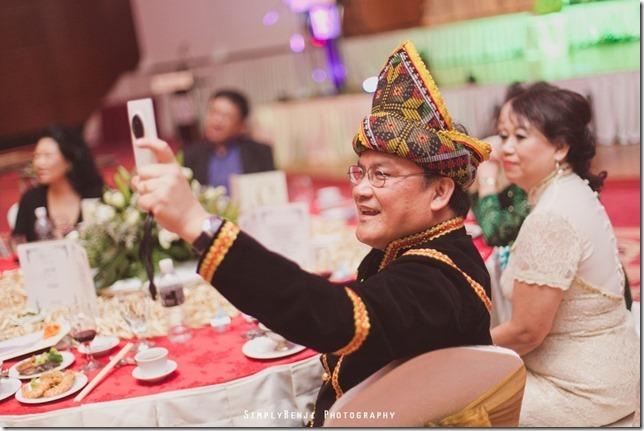 147_Flamingo Hotel Jalan Ampang_Wedding Reception Dinner