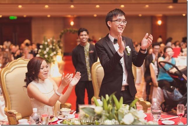 150_Flamingo Hotel Jalan Ampang_Wedding Reception Dinner