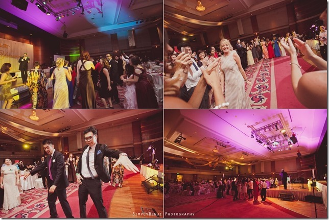 163_Flamingo Hotel Jalan Ampang_Wedding Reception Dinner