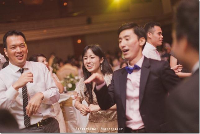 168_Flamingo Hotel Jalan Ampang_Wedding Reception Dinner