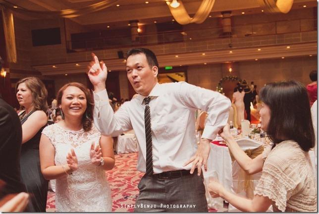 169_Flamingo Hotel Jalan Ampang_Wedding Reception Dinner